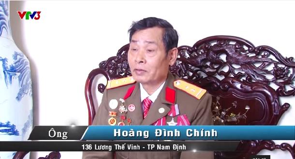 Bác Chỉnh ở Nam Định, bị hen phế quản, phải nằm viện nhiều năm