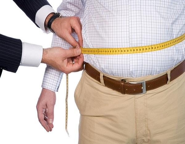 Nếu béo phì và ít vận động sẽ dễ bị bệnh đại tràng