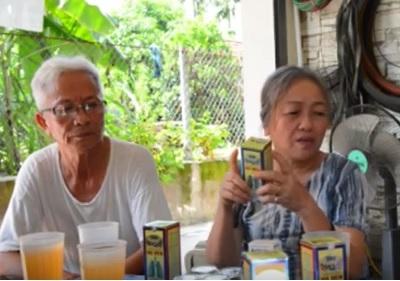 Bác Lương (64 tuổi), bị Hen suyễn 49 năm Chia sẻ